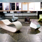 In & Out – experimental & interactive furniture at IMM, Cologne 2016